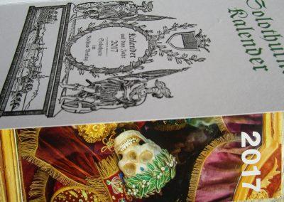 Er bereitet Spass – der Solothurner Kalender 2017
