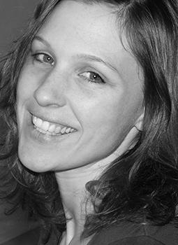 zmitz güxlet ine: Melanie Gehrig von der Bühne Burgäschi