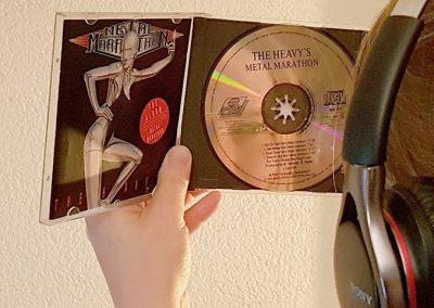 Kultürchen 9: «The Heavy's» – «Metal Marathon»