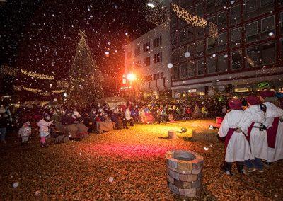 Kultürchen 10: Grenchner Weihnachtsmarkt