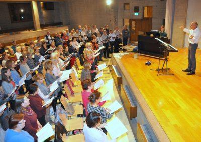 Kultürchen 1: Weinachtsoratorium des Leberberger Konzertchors