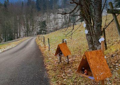 Kultürchen 22: Weihnachtsweg in Gänsbrunnen