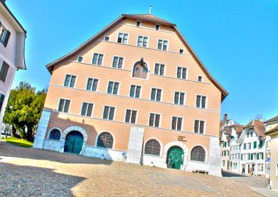 Das Museum Altes Zeughaus ist für Heimbesuche gerüstet