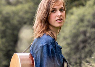 Elena Gerster live auf dem Balkon
