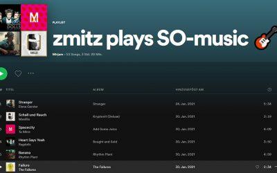 Die Spotify-Playlist: Solothurner Musik von den zmitz-Blogger*innen