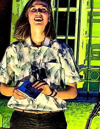 Plattentaufe von Elena Gerster